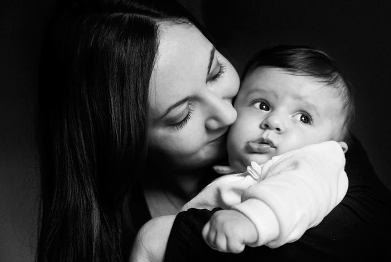 Ritratto-Mamma+Bambina-Simone-Cunego